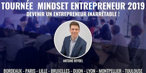Tournée Mindset Entrepreneur - Bordeaux