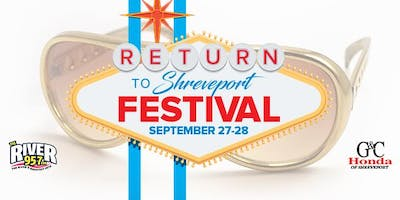 Return to Shreveport featuring What the Funk