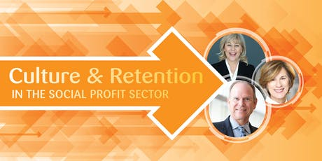 Culture and Retention in the Social Profit Sector tickets