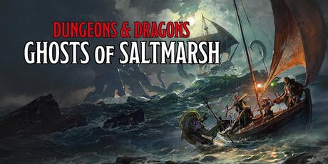 Dungeon & Dragons - Salvage operations, The Hunt for Gellan tickets