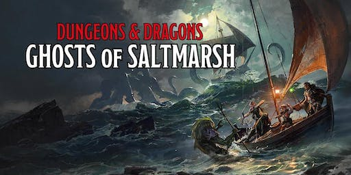 Dungeon & Dragons - Salvage operations, The Hunt for Gellan