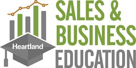 Heartland POS Dealer Sales & Business Class tickets