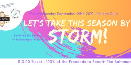 NAWP Palm Beach: Season Kick Off Party