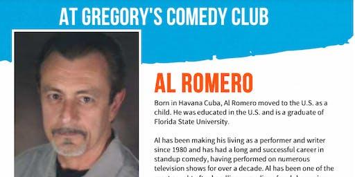 Gregory's Cocoa Beach Comedy Club November 1 - 2!