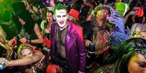 Syracuse Halloween Bar Crawl