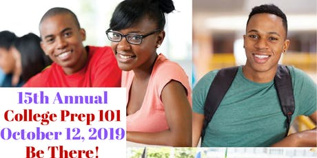 2019 College Prep 101 tickets
