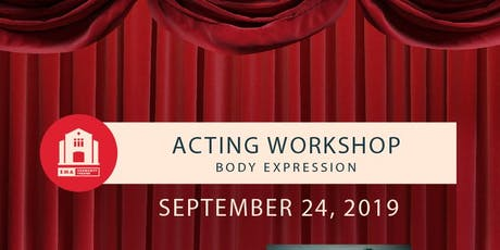 Acting Workshop : Body Expression tickets