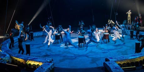 Snow Dream - Ancient Circus Dream - Grand Circus Budapest tickets