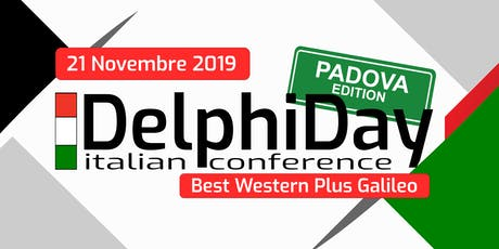 Delphi Day Padova 2019 biglietti