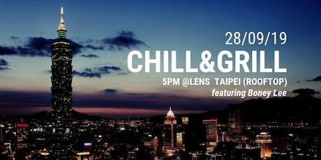 Chill & Grill Rooftop Cookout tickets