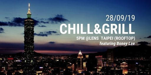 Chill & Grill Rooftop Cookout