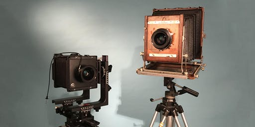 Intro To - 4x5 Large Format Film Photography & Photo Walk