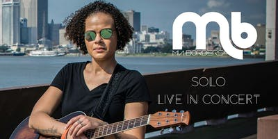 Mia Borders LIVE at Tasty Licks! Sunday Supper and Soulful Songs