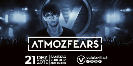 ATMOZFEARS Live @ V-Club Villach Tickets