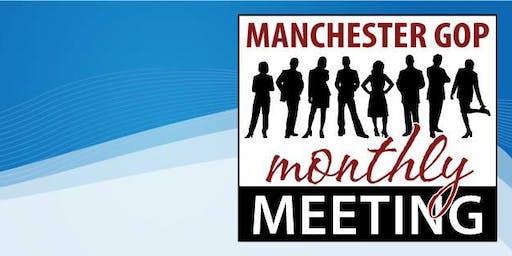 Manchester GOP October Meeting