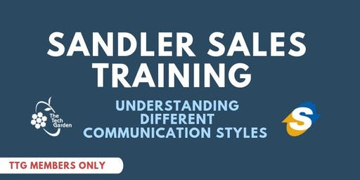 Sandler Sales Training: Understanding Different Communication Styles