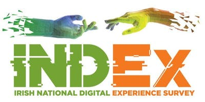 National Launch of the Irish National Digital Experience (INDEx) Survey