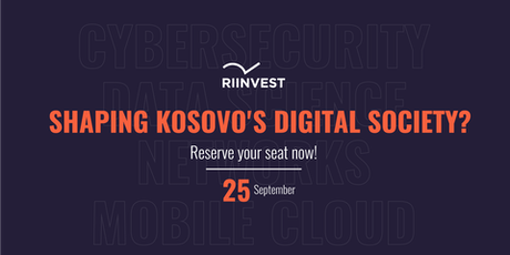 Shaping Kosovo's Digital Society tickets