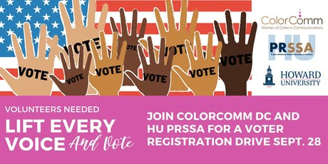 ColorComm DC Presents: Lift Every Voice and Vote tickets
