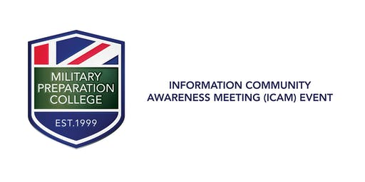 Information Community Awareness Meeting (ICAM) MPC Southampton