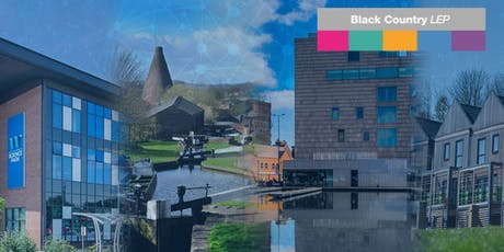 Black Country Smart City - The Digital Sumit tickets