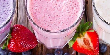Smoothie Workshop specially for people who want to improve their health tickets