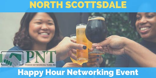 11/13/19 PNT North Scottsdale Happy Hour Networking Event