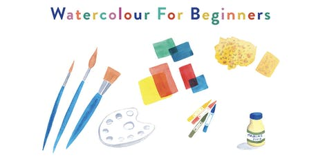 Watercolour for Beginners tickets