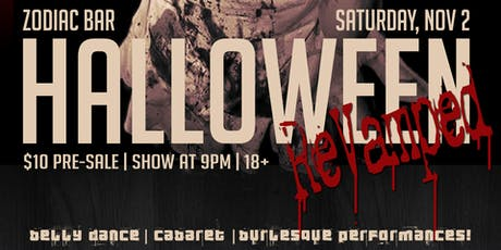 Halloween ReVamped Show 2019 tickets