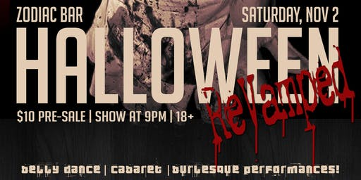 Halloween ReVamped Show 2019