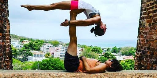 Acroyoga Workshop: Beginners