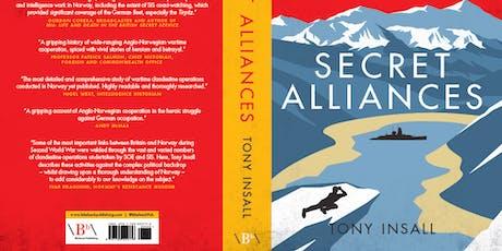 Book Launch - Secret Alliances tickets