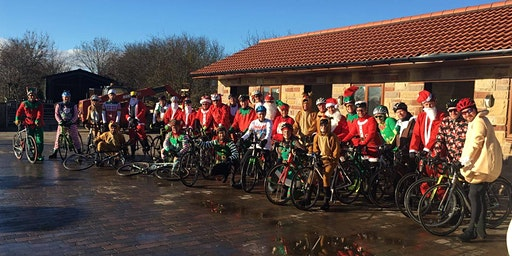 Sitwell Cycling Club Christmas Party 2019