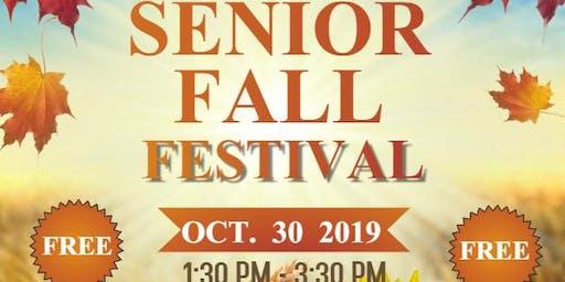 Senior Fall Festival