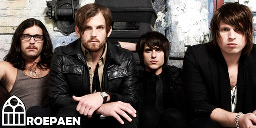 Undercoversessie: Kings of Leon • Roepaen Podium