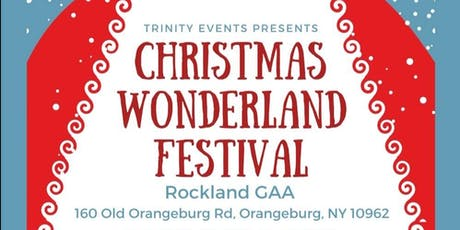 Vendor Registration: Christmas Wonderland tickets