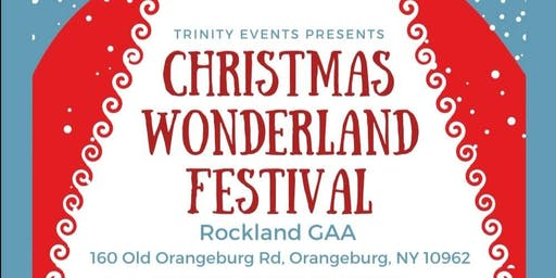Vendor Registration: Christmas Wonderland