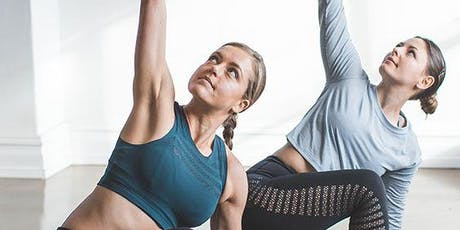 lululemon Sunday morning Sweat: with Teresea Bowskill from YogAdventures tickets