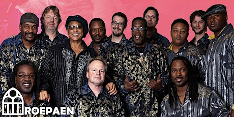 Undercoversessie: Earth Wind & Fire • Roepaen Podium tickets