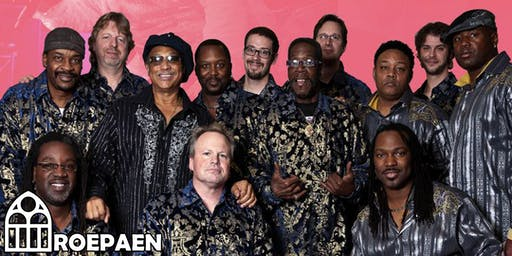 Undercoversessie: Earth Wind & Fire • Roepaen Podium
