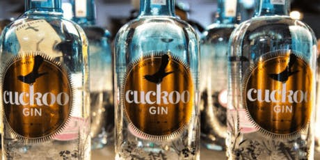 A tasting evening with Cuckoo Gin at 78 Degrees tickets