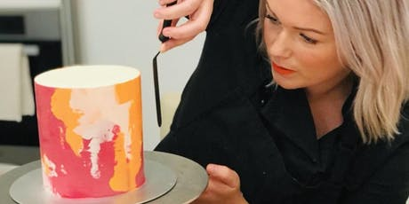 Introduction to Swiss Meringue Buttercream with Laura Grix tickets
