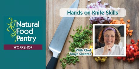 Hands on Knife Skills Workshop tickets