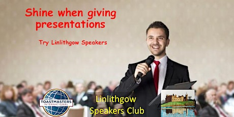 Learn to Speak Up at Linlithgow Speakers tickets