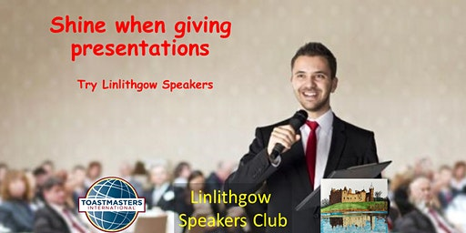 Learn to Speak Up at Linlithgow Speakers