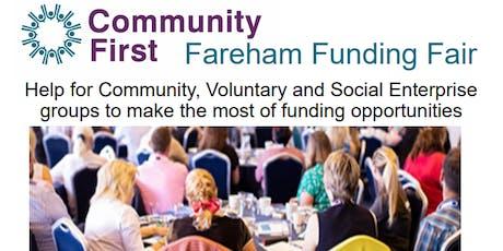 Fareham Funding Fair tickets