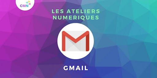Atelier Gmail ( réservé aux salariés de Guadeloupe Formation)