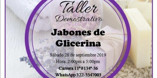Taller de Jabones Artesanales