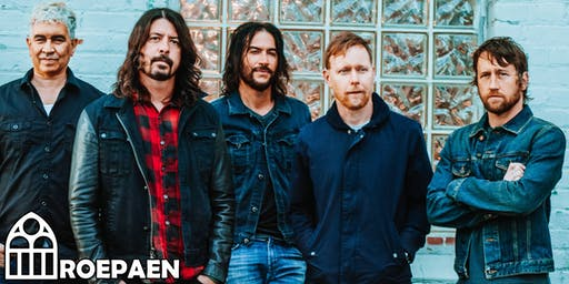 Undercoversessie: Foo Fighters • Roepaen Podium