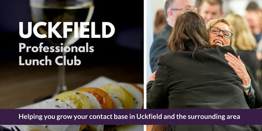 Uckfield Professionals Lunch- November